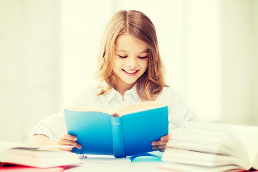 Nyere børnebøger der fanger