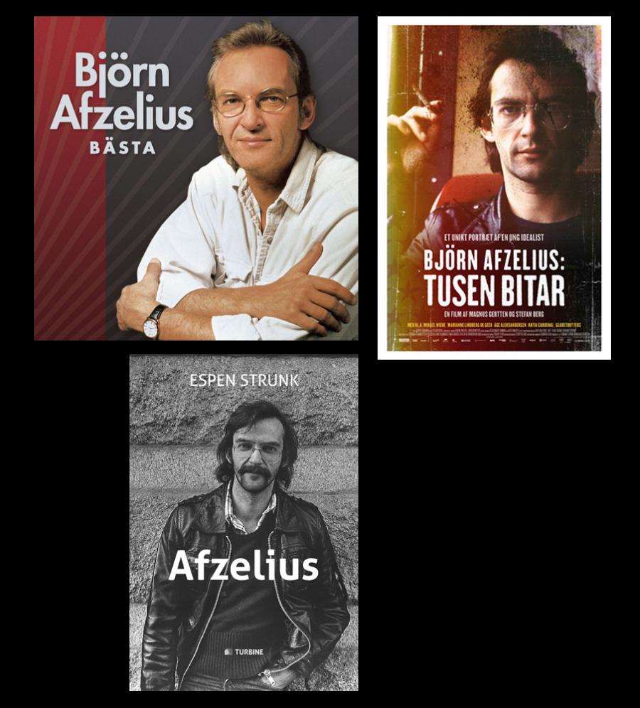 Materialer af Bjørn Afzelius